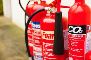 Portable Fire Extinguisher Service and Recharging NYC