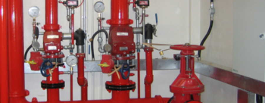 Fire Sprinkler Systems Testing NYC